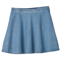 Indie denim skirt | Denim mix | Monki.com