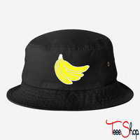 Bananas Bunch bucket hat