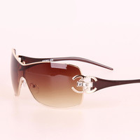 Luxury Diamond Women Sunglasses Women