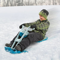 The Snow Carver - Hammacher Schlemmer