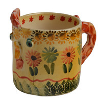 Festa Coffee Mug with Rooster