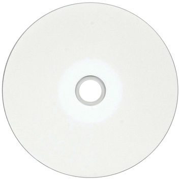 Verbatim 4.7gb 8x Datalifeplus White Inkjet Printable And Hub Printable Dvd-rs 50-ct Spindle