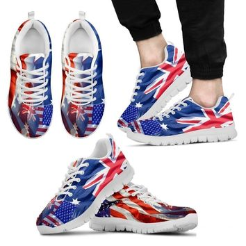Australian Expats in USA -  Shoe for Men-Free Shipping