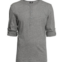 Henley Shirt - from H&M