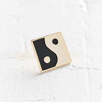 The Good Twin Yin Yang Pin - Urban Outfitters