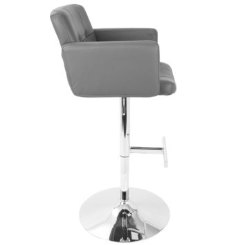 Stout Barstool Grey