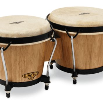 CP Traditional Bongos - Dark Wood