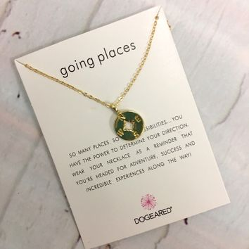 Going Places Necklace