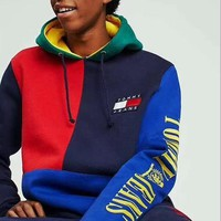Tommy Hilfiger Men Hot Hoodie Cute Sweater