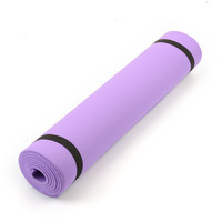6mm Thick EVA Yoga Mat Exercise Pad Non-slip Folding Lose Weight Gym Fitness Mat Gymnastics Mat