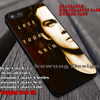 Teen Wolf Lose Your Mind iPhone 6s 6 6s+ 5s 5c 4s Cases Samsung Galaxy s5 s6 Edge+ NOTE 5 4 3 #movie #TeenWolf ii
