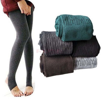 Lounge Knit Stretch Leggings