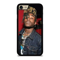 LIL UZI VERT iPhone 4/4S 5/5S/SE 5C 6/6S 7 8 Plus X Case