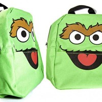 ROCKWORLDEAST - Sesame Street, Mini Backpack, Oscar