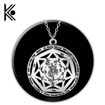 Drop shipping Supernatural dean Winchester demon necklace Foreign trade the scorpion sautoir sell like  cakes Six-pointed star