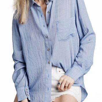Free People 'That's a Wrap' Shirt | Nordstrom
