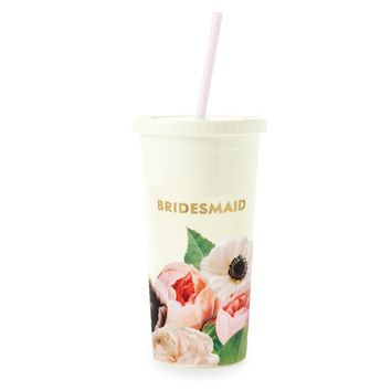 Kate Spade New York Bridesmaid Tumbler