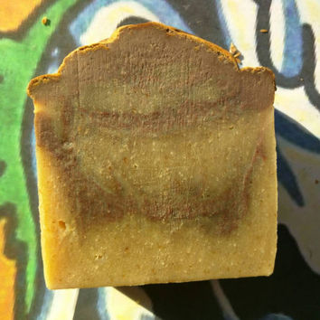 Brown Sugar Oatmeal Bastille Soap ~ Cold Process Soap ~ Gentle Soap ~ Vegan Soap ~ Body Bar ~ Palm Free