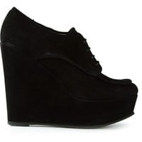 heeled oxfords on sale