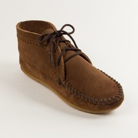 Suede Ankle Boot | Minnetonka Moccasin