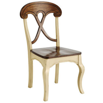 Marchella Dining Chair - Antique Ivory