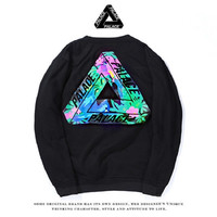 Palace Skateboards Black Crewneck Sweatshirt