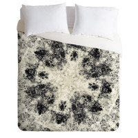 Caleb Troy Monochrome Whirlpool Duvet Cover