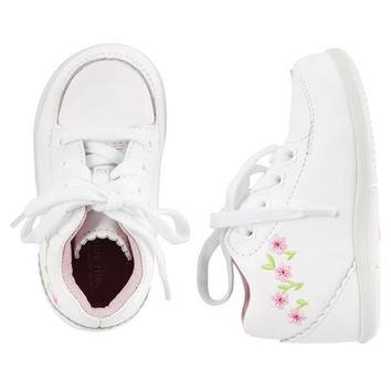 Baby Girl Shoes & Boots: Flats, Slippers & Booties | Carter's | Free Shipping
