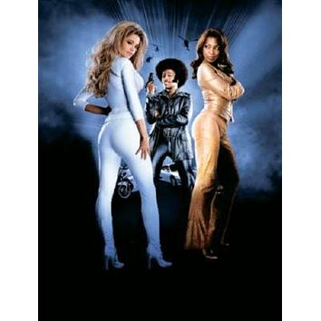 Undercover Brother Movie Metal Sign Wall Art 8in x 12in