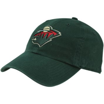 huge selection of aeb9b 8e756 Minnesota Wild  47 Brand Franchise Fitted Hat – Green