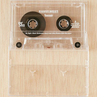 Kanye West - Yeezus Cassette Tape - Urban Outfitters