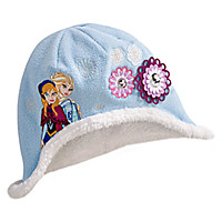 Anna and Elsa Hat for Girls - Frozen - Personalizable