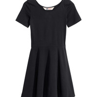 H&M - Circle-skirt Jersey Dress