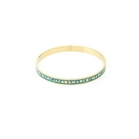 SKINNY LOGO BANGLE
