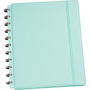 Martha Stewart Home Office™ with Avery™ Discbound Notebooks, Blue, Textured, 9-1/2 x 11-1/2