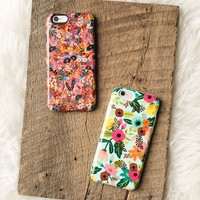 Rifle Paper iPhone 6 Case