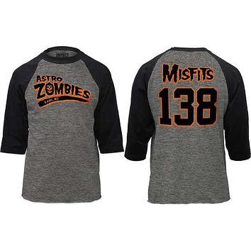 The Misfits Astro Zombie T-Shirt