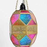 Magical Thinking Geo Pendant - Multi One