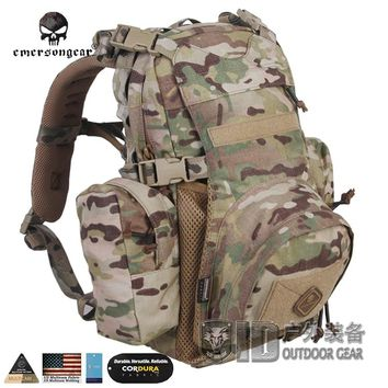 EMERSON Yote Hydration Assault Pack Military Travelling Multi-purpose molle backpack shoulder bag EM5813
