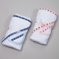 Baby Boy Towel and Washcloth Set