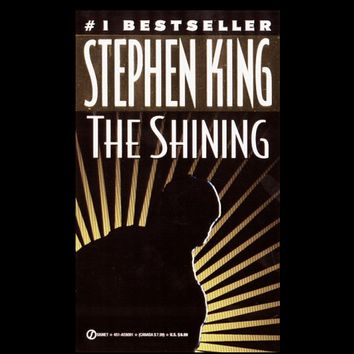 The Shining by Stephen King (1978 Paperback)