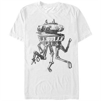 Star Wars Vintage Probe Droid T-Shirt