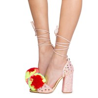 Women's Spencer Pink Heel