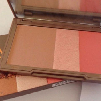 3 Colors Makeup Blusher Kit
