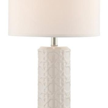 Patricia Table Lamp GREY