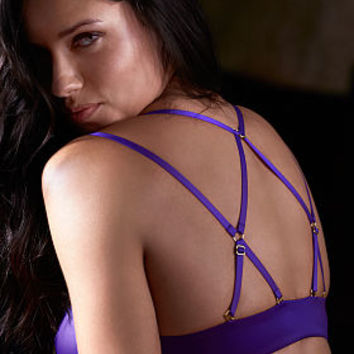 Add-2-Cups Ring Strappy Back Push-Up Bra - Bombshell - Victoria's Secret