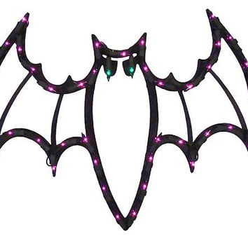 Halloween Window Decoration - Bat