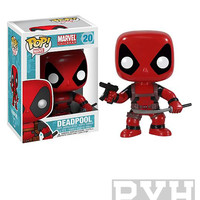 Funko Pop! Marvel: Deadpool - Bobble-Head
