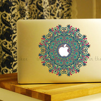 Macbook Decals Macbook Stickers Mac Cover Skins Vinyl Decal for Apple Laptop Macbook Pro/Macbook Air/Uniboday Partial Skin 13137