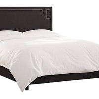 Mendon Bluff Black 3 Pc Full Bed